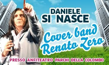 Daniele si nasce cover band